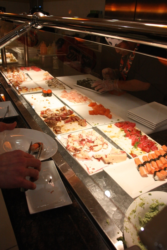 Kokyo Sushi Buffet (6/6)