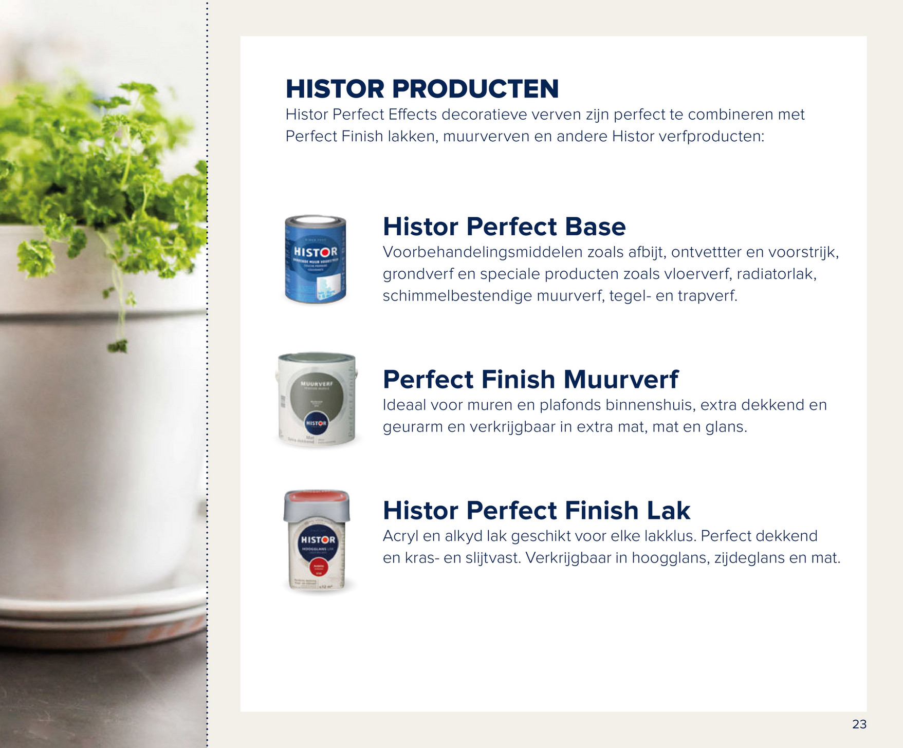 Perfect Base Trapverf Histor_nl - Histor Perfect Effects - Pagina 22-23