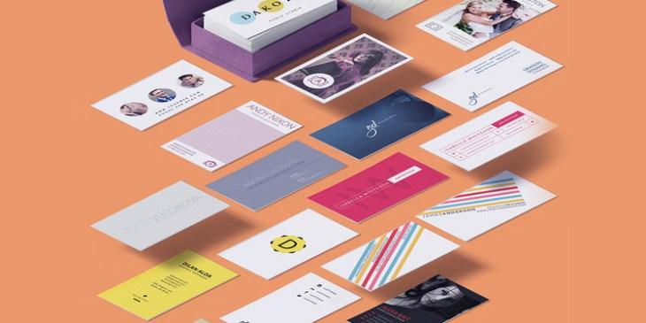 Business card design chennai