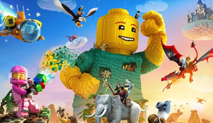 Lego Worlds Xbox