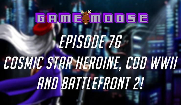 Episode 76 Game Moose Art