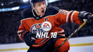 Connor McDavid NHL 18