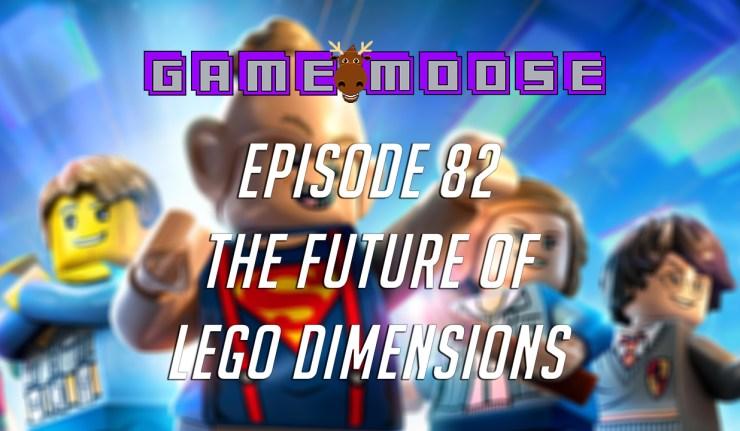 Game Moose Episode 82 Art
