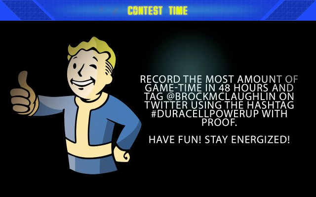 fallout contest