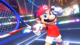 Nintendo Switch - Mario Tennis Aces