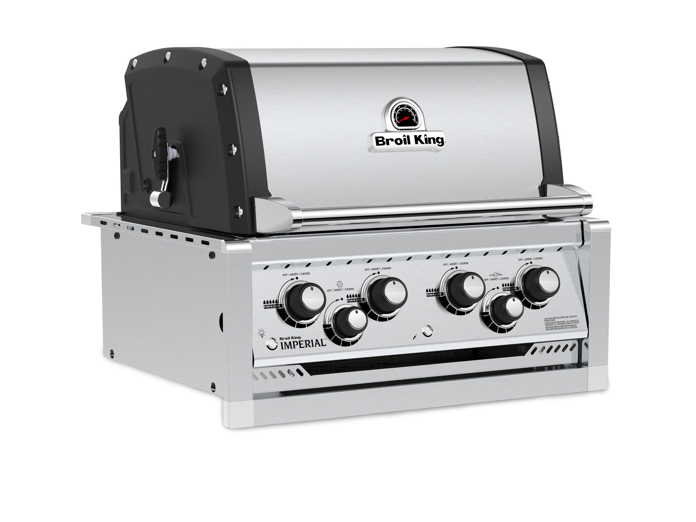Outdoor Küche Broil King Imperial 490 Pro Built In Head