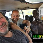 Afrik aioli - photo voiture