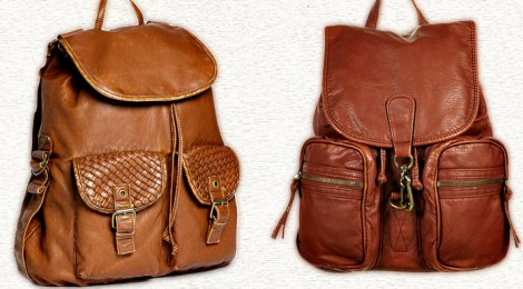 School- & Street-worthy Backpacks