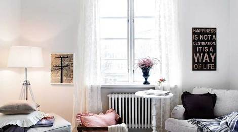 [Small Space] Warm & White