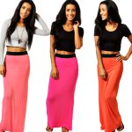 Daily Deal: Colorful Maxi Skirts for $16