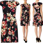Daily Deal: The Perfect Black Floral Dress