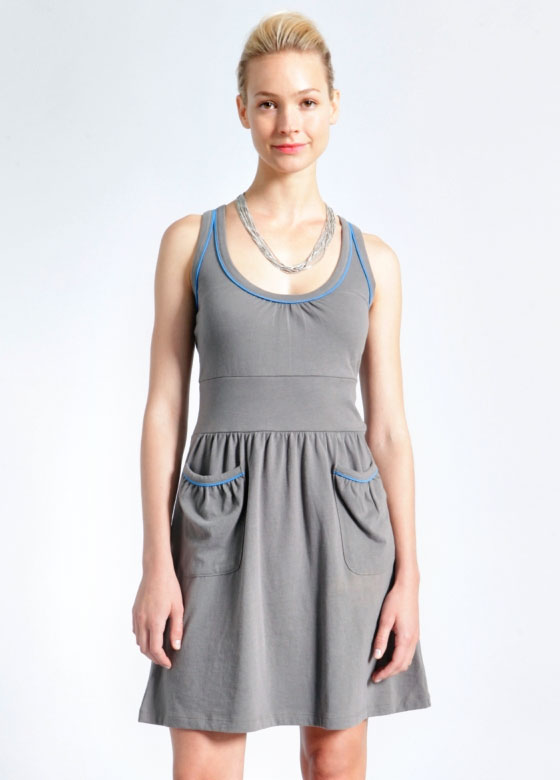 Fundamental Tank Dress