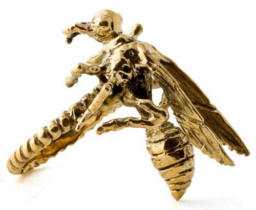Daily Deal: MKL Accessories Wasp Ring