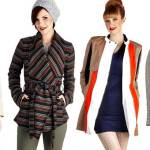 4 Funky Fall/Winter Coats from ModCloth