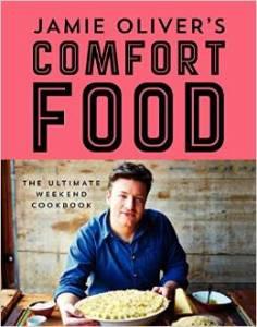 Jamie Oliver's Comfort Food Cookbook (2014). Amazing recipes!