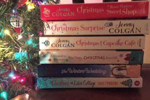Fall into some festive fiction with these Christmas-themed chick lit novels