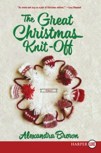 The Great Christmas Knit-Off by Alexandra Brown