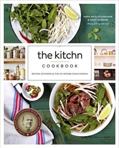 """The Kitchn Cookbook: Recipes, Kitchens & Tips to Inspire Your Cooking"" by The Kitchn Staff"