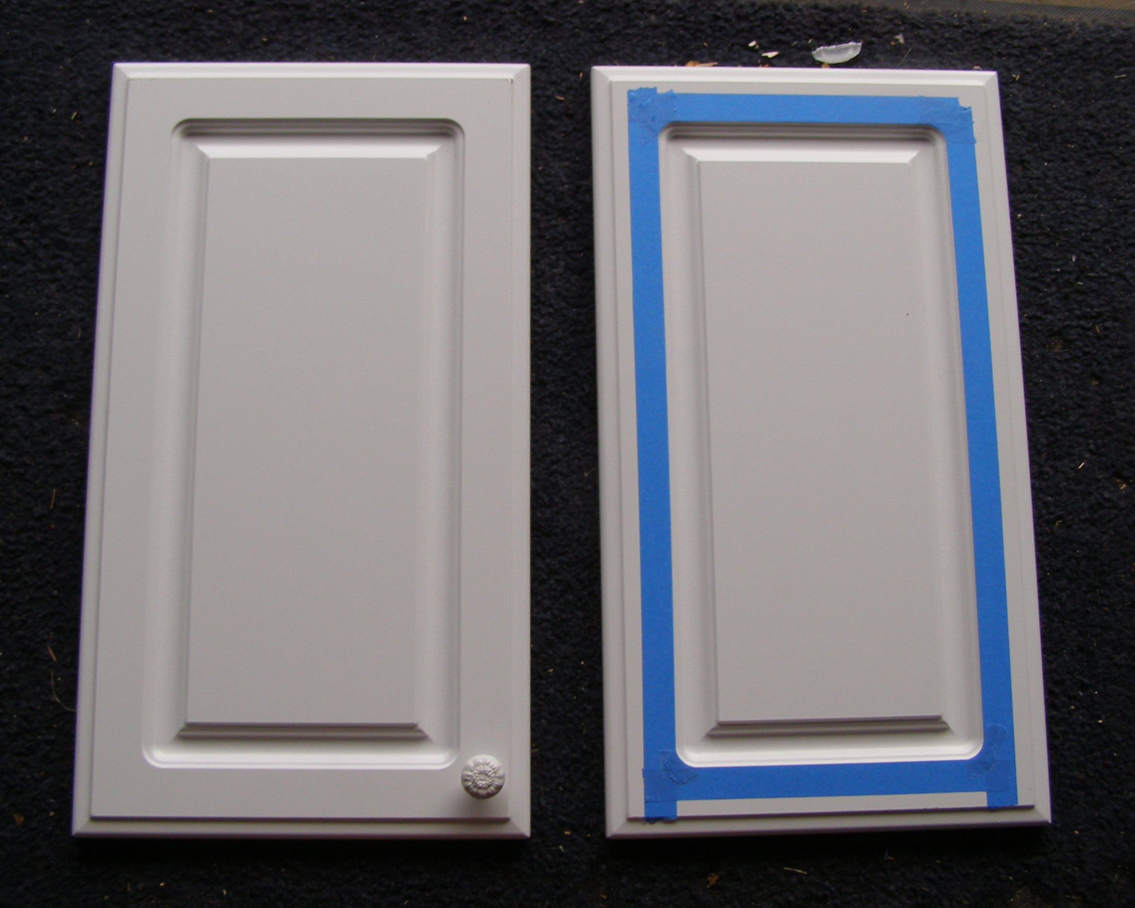 Cupboard Doors Diy Apartment Decorating Upcycled Cupboard Doors Broke