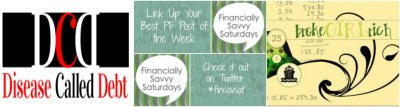 Financially Savvy Saturdays #86 - Disease called Debt