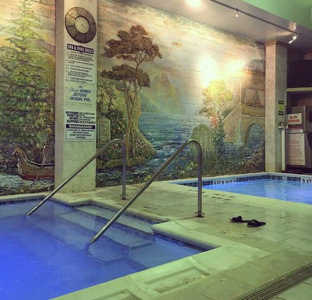 Jacuzzi Pool Temperature The Good Schvitz: A Guide To Brooklyn's Russian Bathhouses