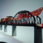 Big Four Bridge Proposal (Rendering by Studio Arne Quinze)