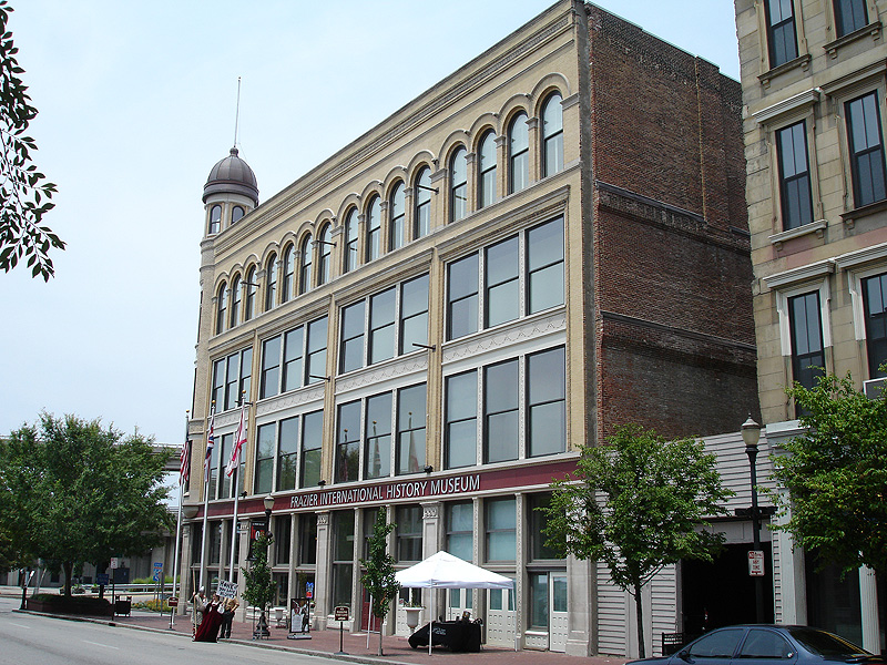 Frazier Museum Looks To Fill Gap On West Main Street ...