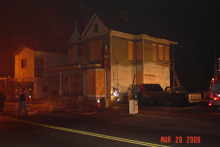 Frankfort Avenue House - March 2006