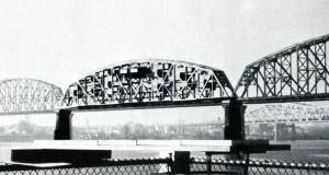 Condos on the Big Four Bridge (Courtesy Unbuilt America)