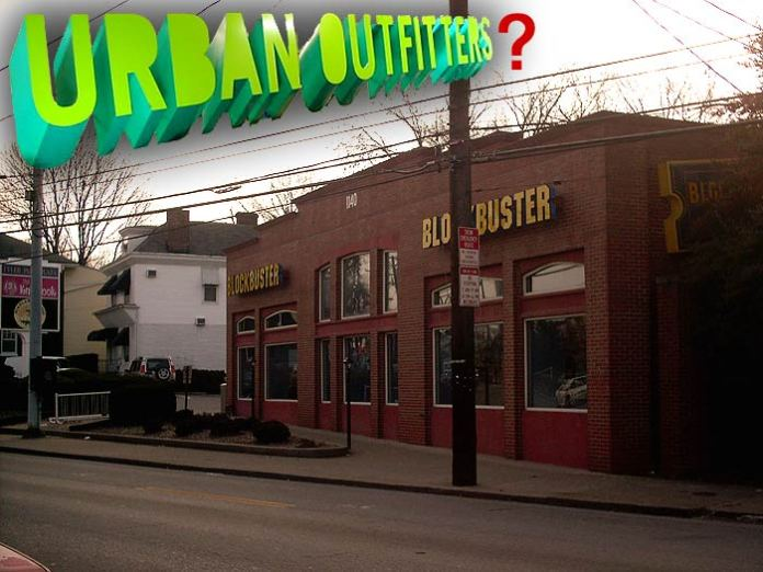 Could Urban Outfitters be headed for Bardstown Road? (BS FIle Photo)