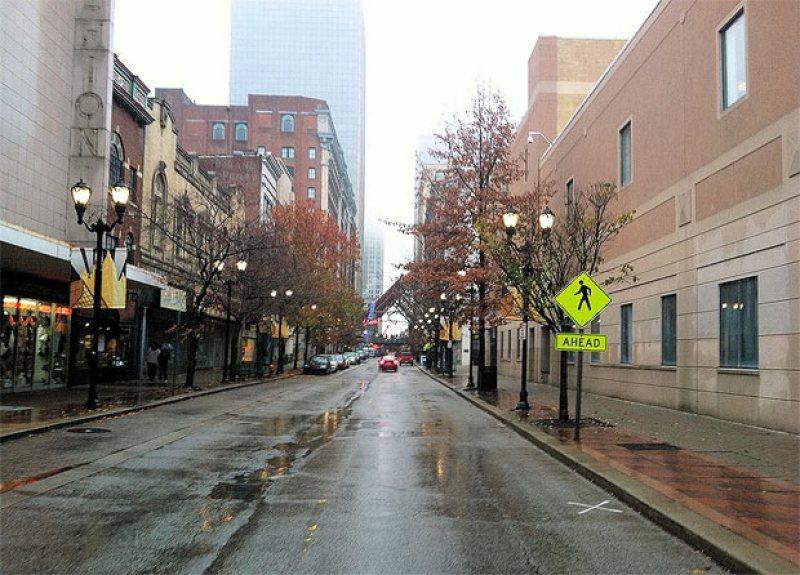Fourth Street.