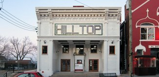 The Hilltop Theater on Frankfort Avenue. (Branden Klayko / Broken Sidewalk)