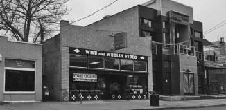 Wild & Woolly Videos on Bardstown Road. (Patrick Piuma)
