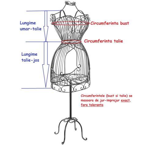 masuratori-rochie
