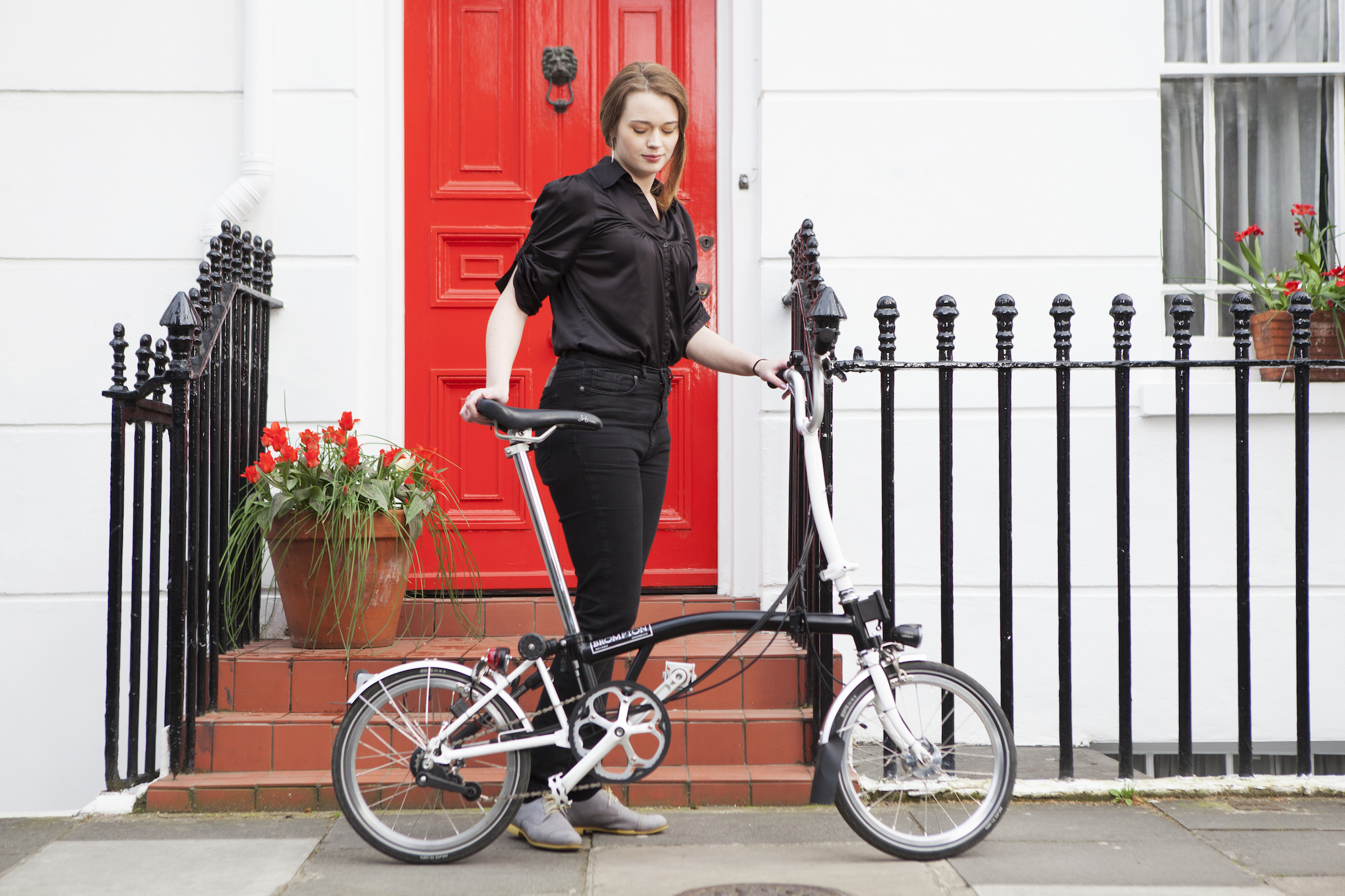 Brompton Bikes News The Saddle Height Insert