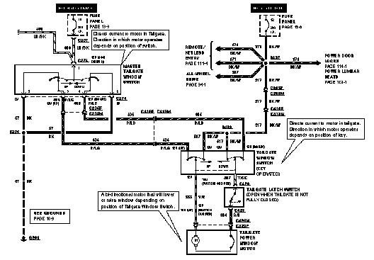 wiring diagram 1989 ford bronco