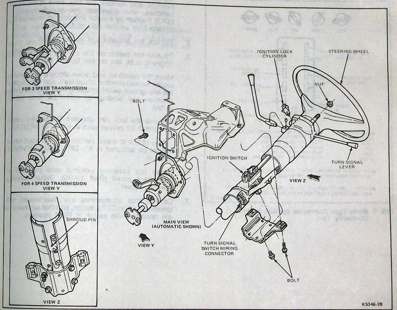 Ignition Switch Adjustment Proceedure - How-To Tech Articles