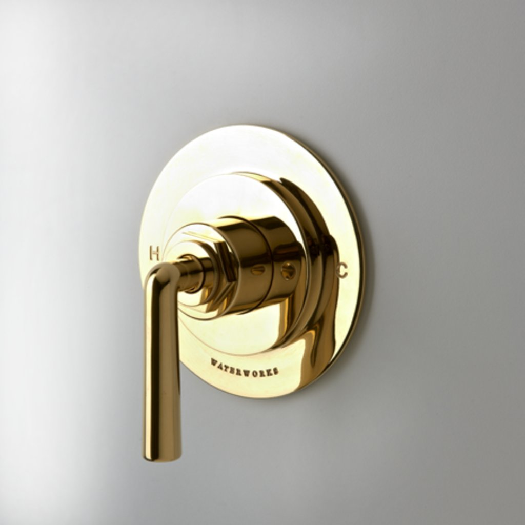 plumbing fixtures unlacquered brass kitchen faucet WEB Henry Control Valve We are using an unlacquered brass Etoile wall mount faucet