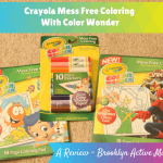 Crayola Mess Free Coloring With Color Wonder – A Review