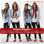 Rosie Pope's Fall Fashion Preview – Baby & Maternity