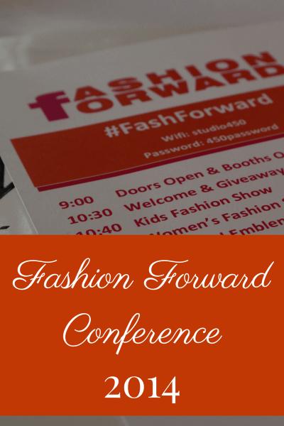 3rd Annual Fashion Forward Conference