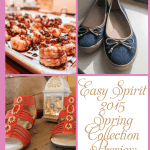 When Food and Fashion Meet: Easy Spirit Spring Preview #FashionFeast