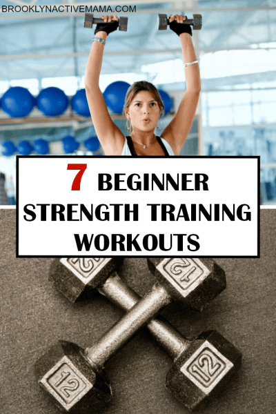7 Beginner Strength Training Workouts