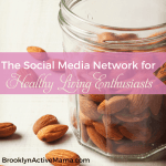 The Social Media Network for Healthy Living Enthusiasts
