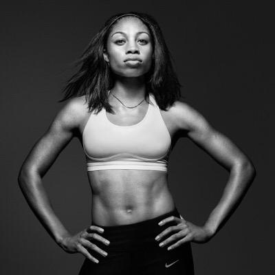 My Interview With Track and Field Olympic Sprinter and Gold Medalist Allyson Felix