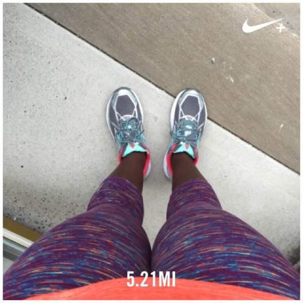 Feeling Hot, Hot, Hot – Week 8 Marathon Training Recap