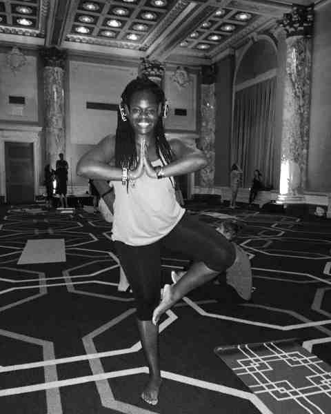 TCS NYC Marathon Week 10 Training + Yoga With Sound Off Experience!