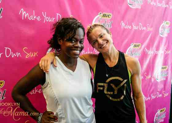 Spin Class with Master Trainer & Fitness Superstar Holly Rilinger