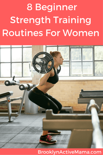 how to start lifting women