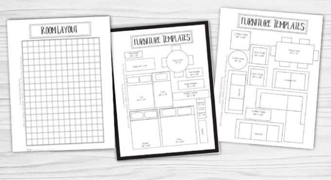 Free Printable Room Planner - Brooklyn Berry Designs - print free graph paper no download